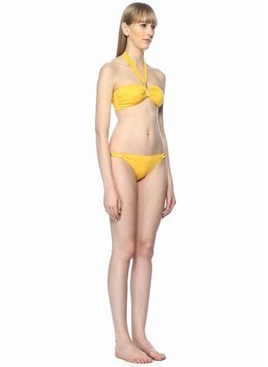 Lazul Bikini Alt Sarı